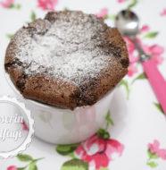 Mükemmel Çikolatalı Sufle Tarifi