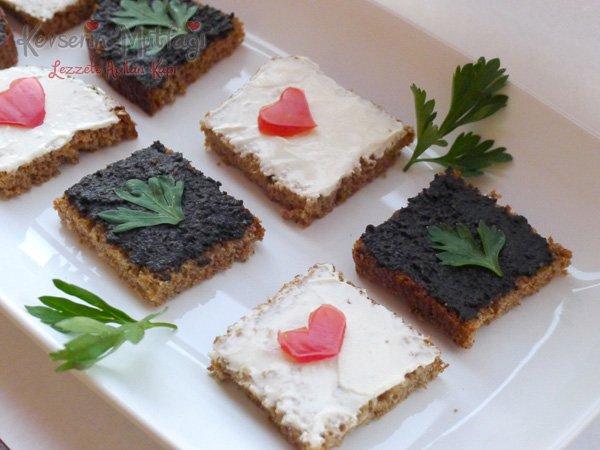Parti Kanepeleri Tarifi | Kevser'in Mutfağı - Yemek Tarifleri