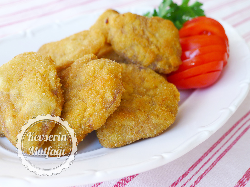 Fırında Patatesli Tavuk Kızartma