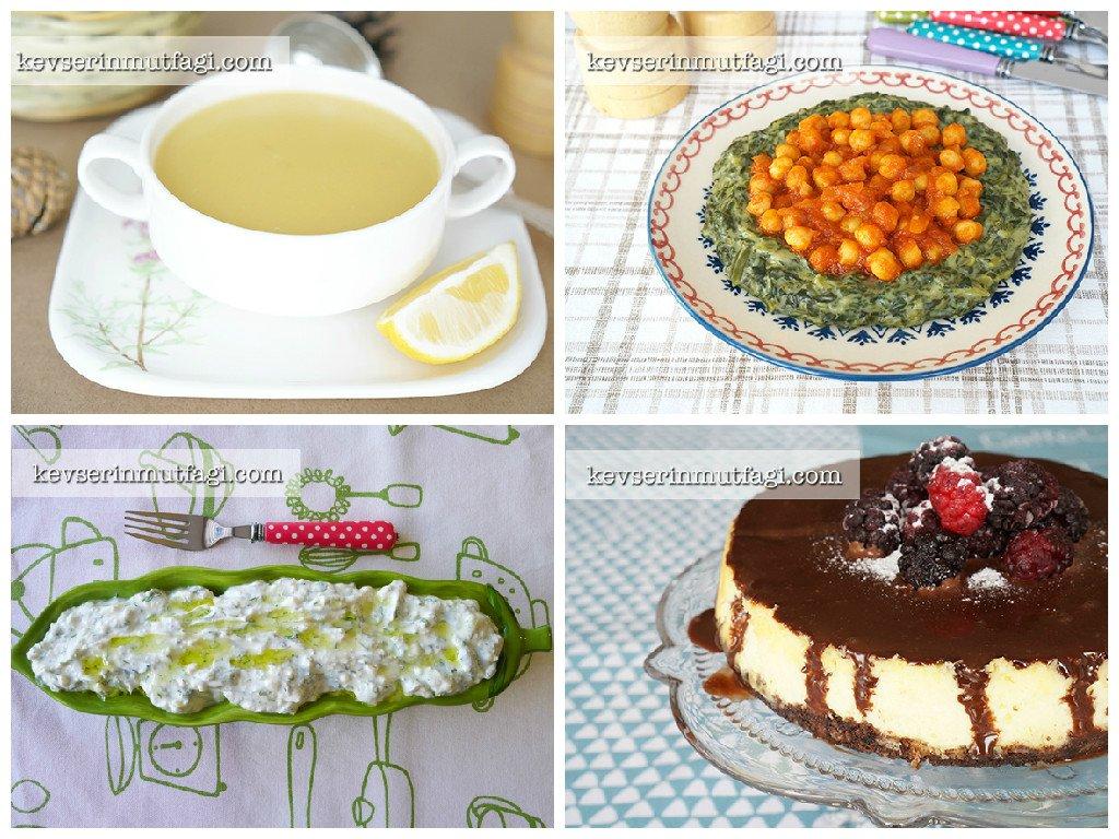 Günün Menüsü 11 Mayıs | Kevser'in Mutfağı - Yemek Tarifleri