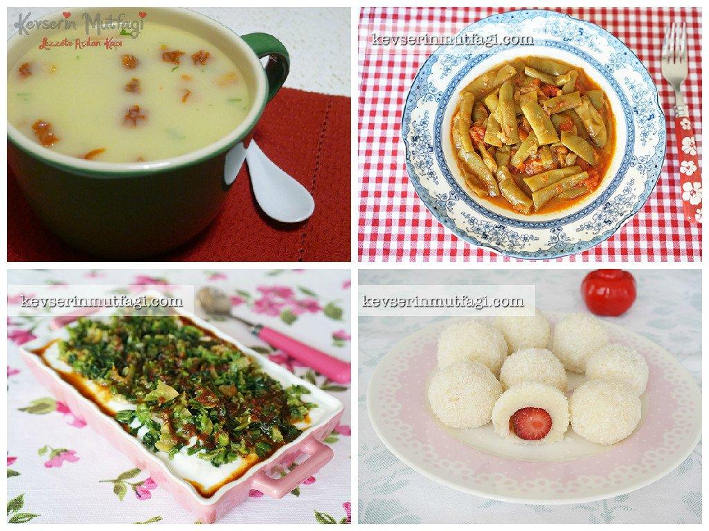 Günün Menüsü 18 Mayıs | Kevser'in Mutfağı - Yemek Tarifleri