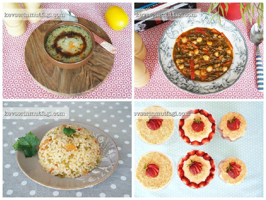 Günün Menüsü 30 Mayıs | Kevser'in Mutfağı - Yemek Tarifleri