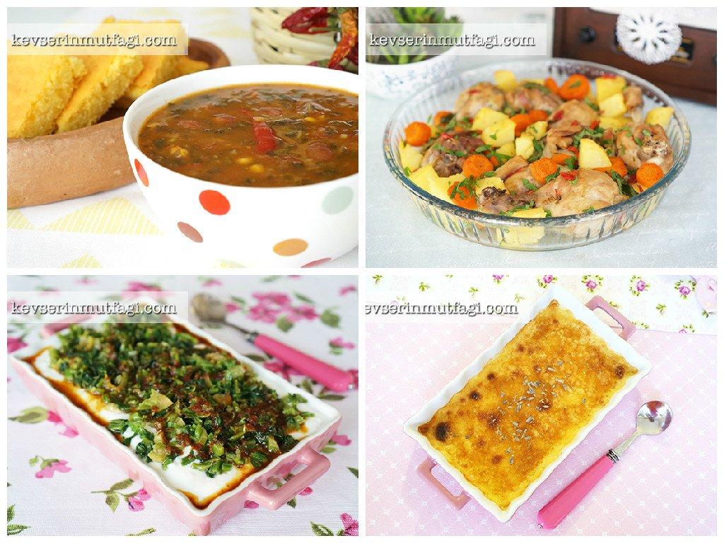 Günün Menüsü 31 Mayıs | Kevser'in Mutfağı - Yemek Tarifleri